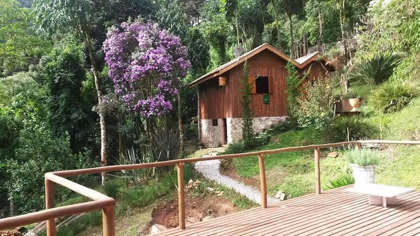 Charming Cottage - São Bento do Sapucaí - Bungalow