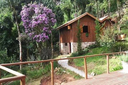 Charming Cottage - São Bento do Sapucaí