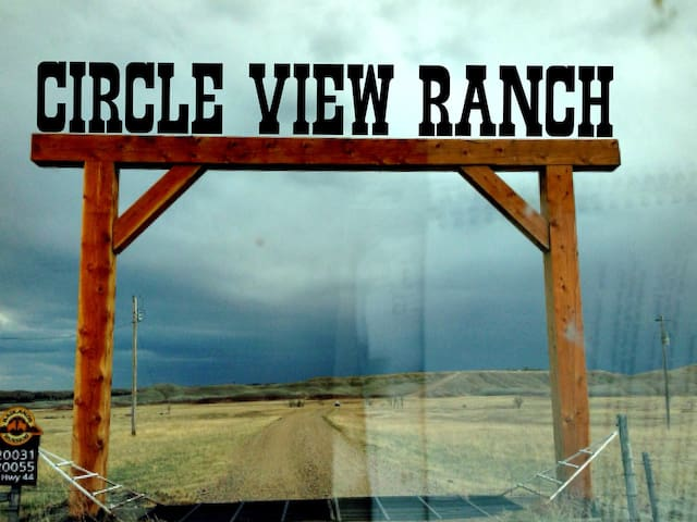Welcome to the ranch!