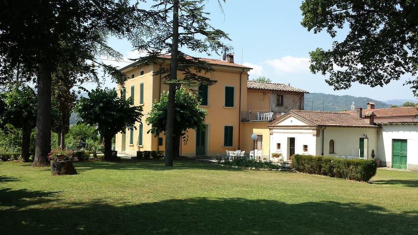 IL CASOLARE IN CASENTINO - Poppi - Villa