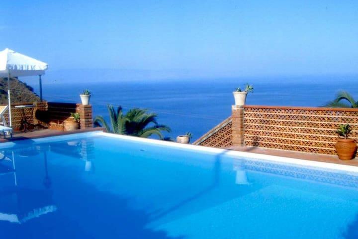 Luxury suite a Taormina  terrazze e vista mare