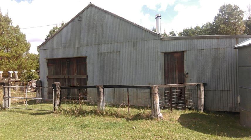 """""""Glenrowan Cottage"""", Glencoe - Glencoe - Inny"""