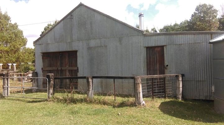 """""""Glenrowan Cottage"""", Glencoe"""