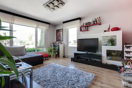 A relaxing terrace.. Enjoy it! - Anıttepe - Loft空間