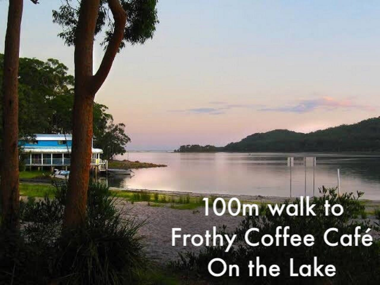 Frothy Coffee Cafe