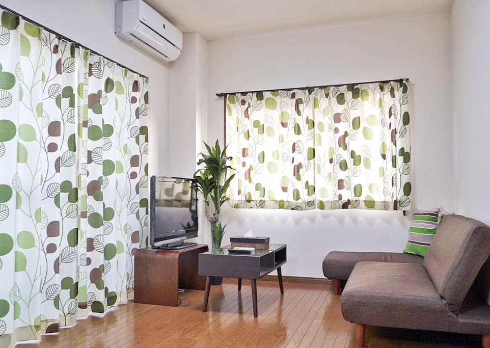 可愛いリビング Cute living room