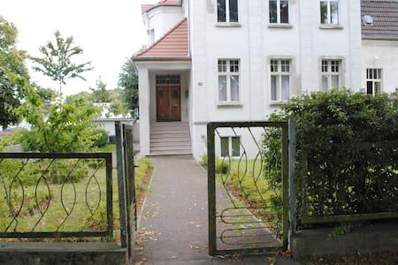 Ferienwohnung Villa Stralsund - Stralsund