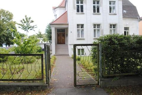 Ferienwohnung Villa Stralsund
