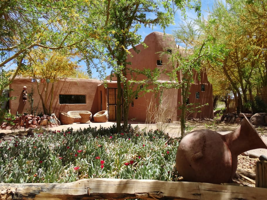 casa jard n san pedro de atacama houses for rent in san