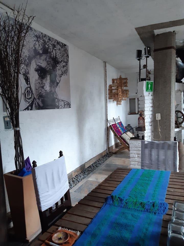 ven!! y descubre Oaxaca!! casa hostal bernarda