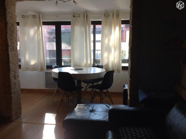 APPARTEMENT MEZZANINE CALME - Fréjus - Appartement en résidence