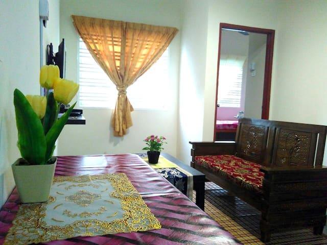 Casa Sheeralle, Ayer Keroh - Melaka - Apartamento
