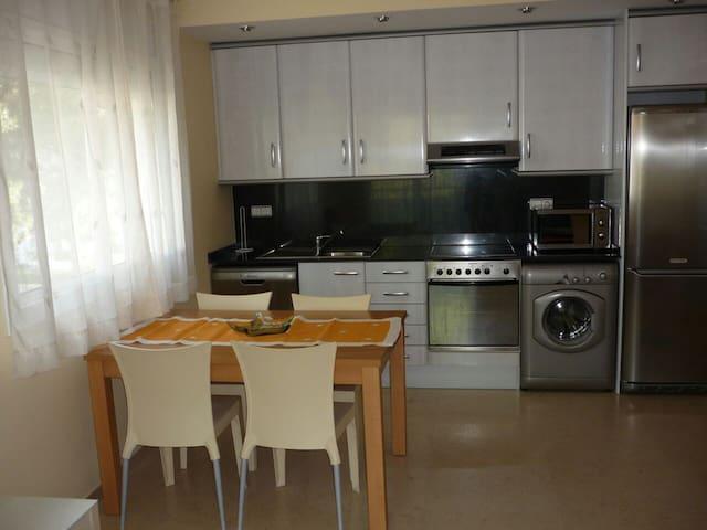 Bonito apartamento a 25m de la Playa - Sant Salvador - Appartement