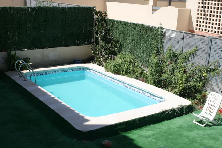 Granada: two double rooms to let. - Ogíjares