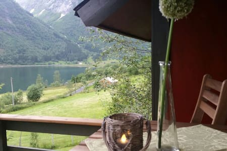 Balestrand - cabin by the Sognefjord (Cabin #1)