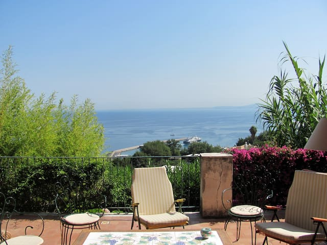 Charming Ischia Villa with a view - Casamicciola Terme - 別荘