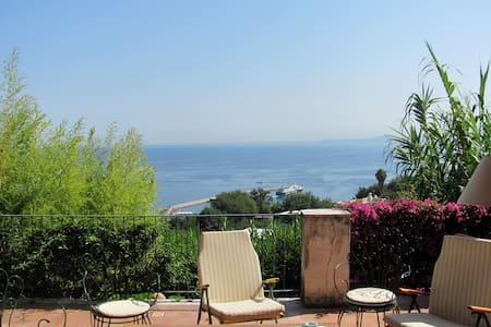 Charming Ischia Villa with a view - Casamicciola Terme