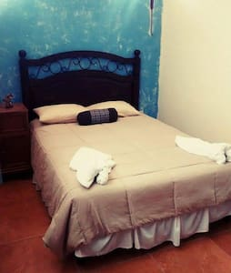 Blue Mayan B&B (Lachuá Room) - Panajachel - Bed & Breakfast