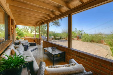 Private Southwest Guesthouse- NW- Casas Adobes