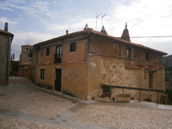 Casaeldioni  Calatañazor (Soria)