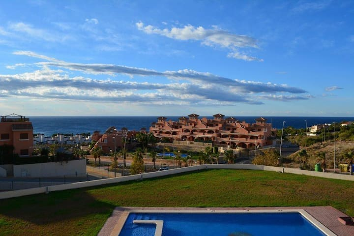 Beautiful Apartment with Sea Views - Cartagena