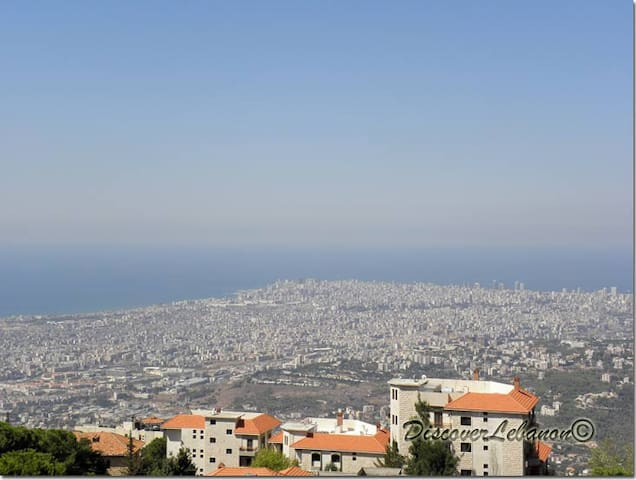 Furnished Deluxe Apartment/5min fm Balamand Univ