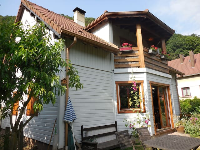 Gîte du bois fleuri - Lutzelbourg - Apartamento