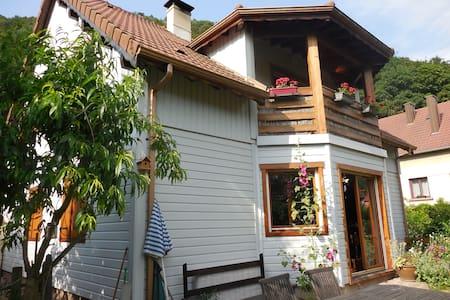 Gîte du bois fleuri - Lutzelbourg