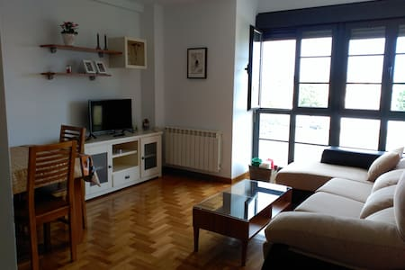 "A 15 MIN. DE ""PLAYA LAS CATEDRALES"" - Appartement"