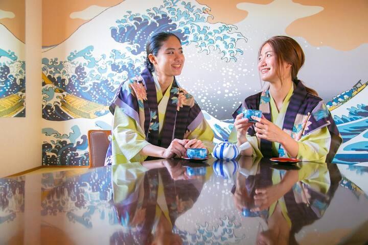 Hotel Nagisa Standard Japanese Style Room