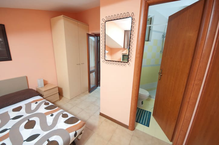 Nearest room to Ciampino Airport!!!