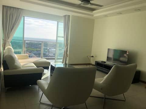 Sekinchan One Residence Seaview Homestay