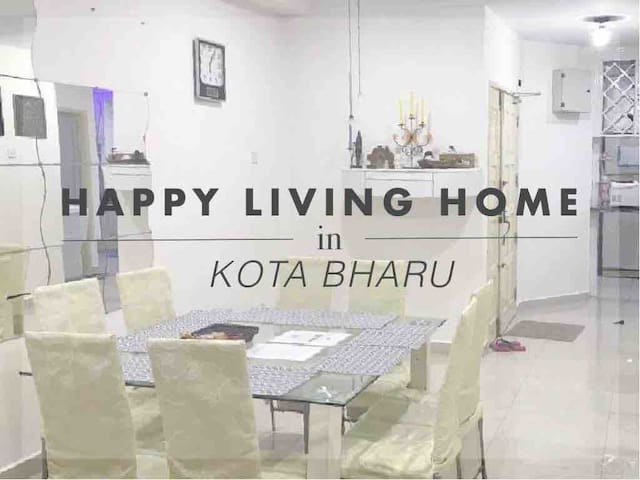 Happy living home in Kota Bharu Central