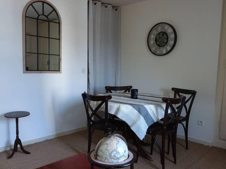 Granville  cité  corsaire, appartement de charme