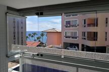 Apartamento executivo a 100 mts da praia