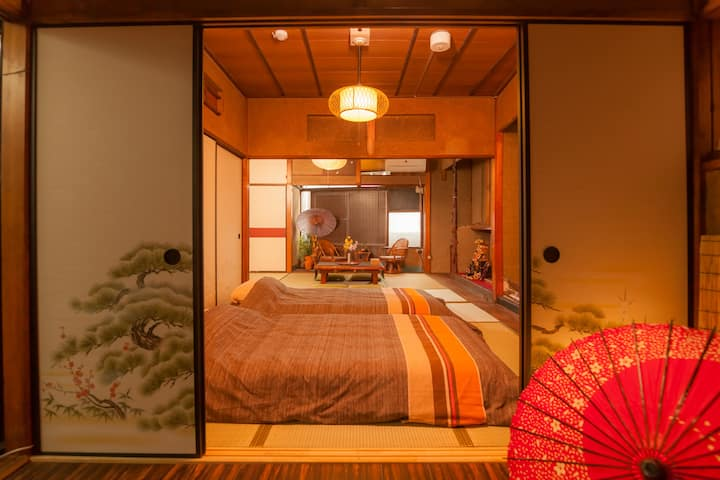 """Japanese style house """"Traditional and Historical"""""""
