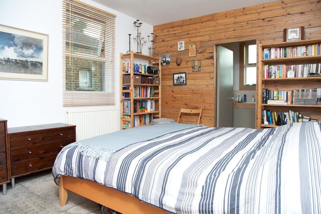 Ensuite Room To Rent In Brixton