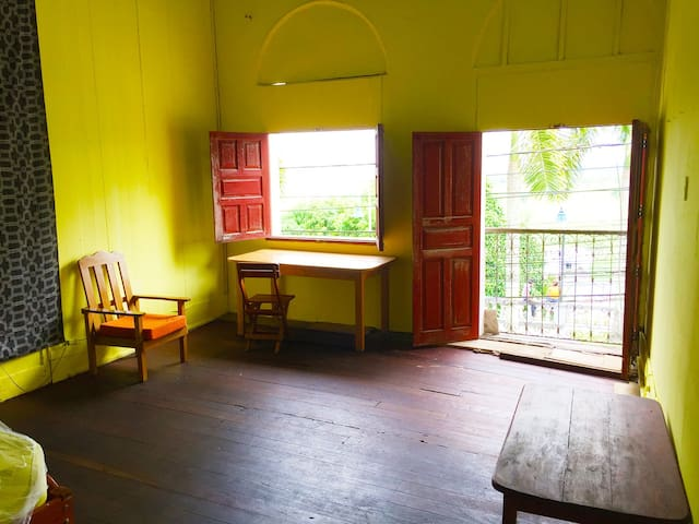 Double room with jungle view - Iquitos - บ้าน
