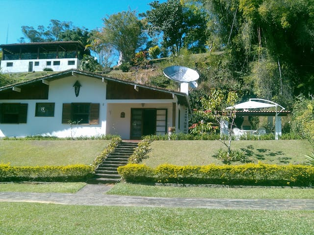casa condomínio fechado Teresópolis - Teresópolis - Casa