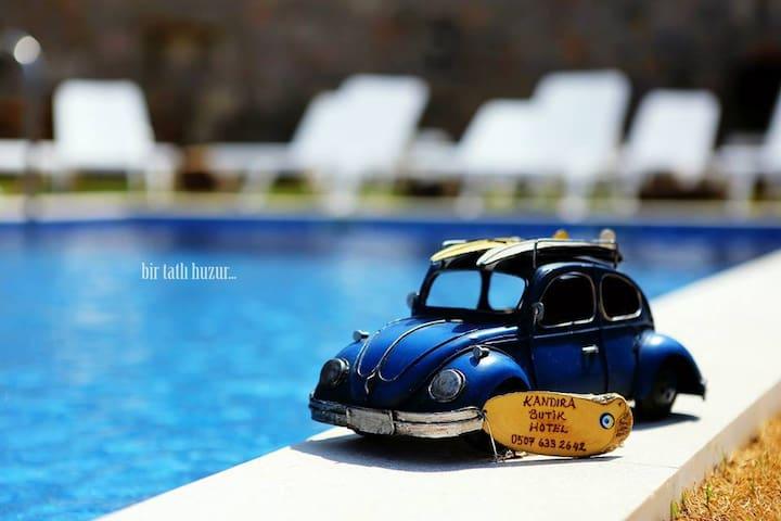 Kandıra Butik Hotel - Çeşme