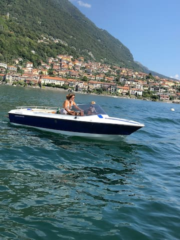 Hire a boat on the lake here in Sala for an unforgettable experience!
