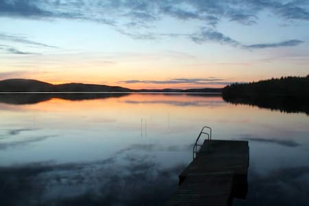 Beautiful Cottage at Lake Saimaa - Juva