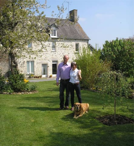 La Heroullerie - Prétot-Sainte-Suzanne - Bed & Breakfast