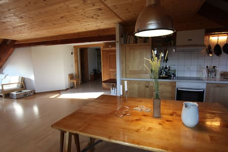 Countryside apartment - Maracon - Leilighet