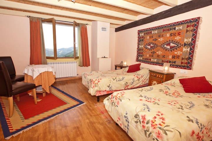 Habitación 3-Sua, 2 camas, supletoria +12,50
