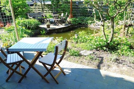 Uit en toch thuis - Oude Bildtzijl - Bed & Breakfast