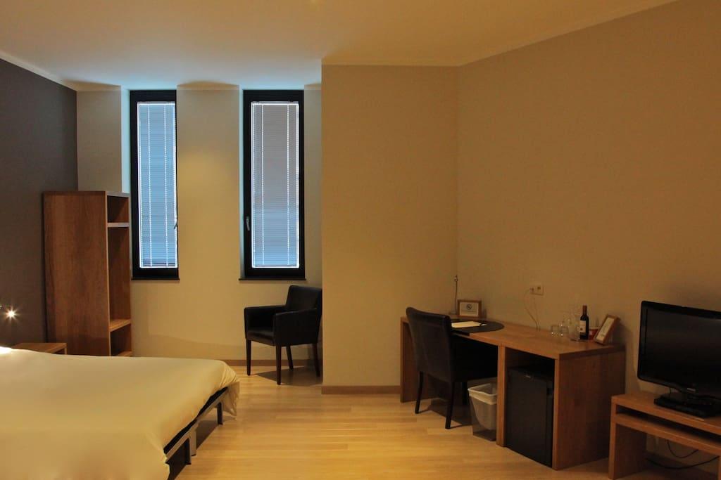 Luxus mini appartement mit kochnische appartamenti in - Mini appartement ...