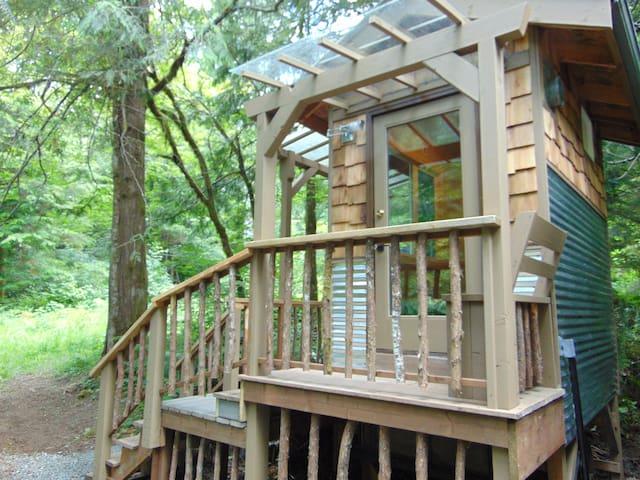 Sol duc mini cabin retreat - Port Angeles - Cabin