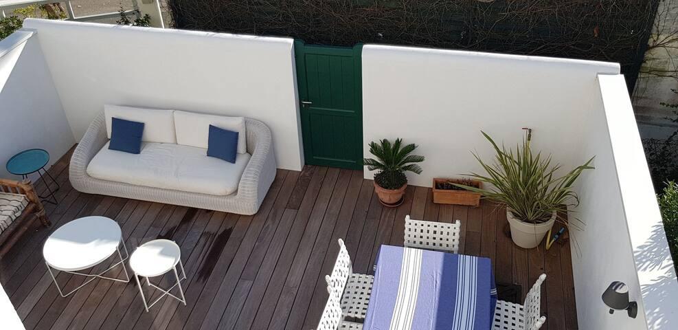 Villa du Golf et du Phare de Biarritz