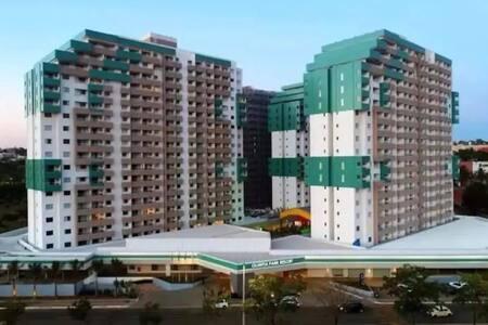 Excelente Resort em frente ao Thermas de Olímpia